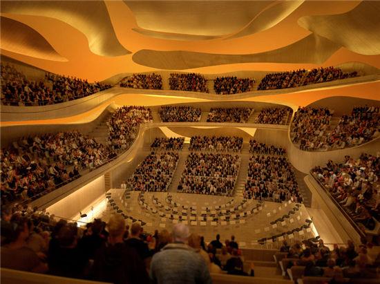 philharmonie音樂綜合體效果圖