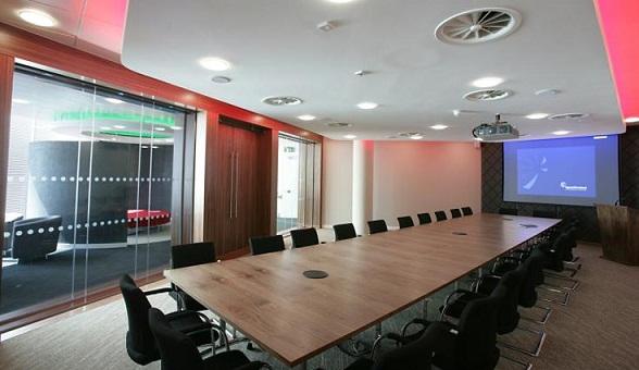 1,会议室/教室内布置图片