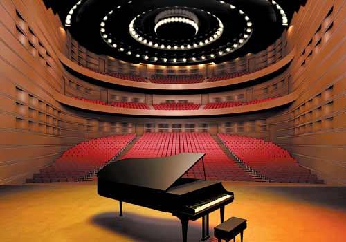剧场建筑声学设计步骤与介绍