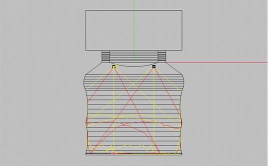 C-MARKCT-3402*4+CT1501*2线阵应用于剧院平面图