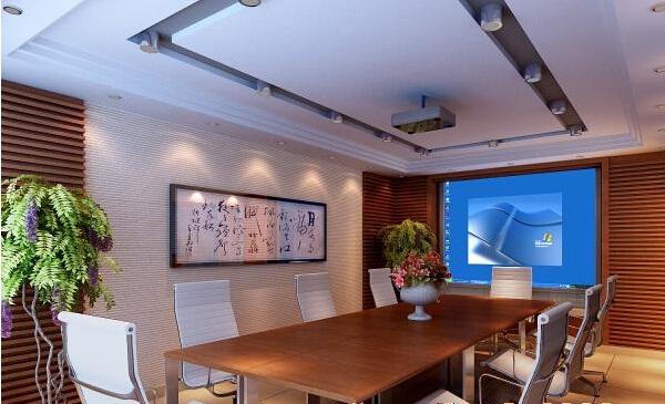 巧妙裝飾客廳吊頂能減噪,效果意想不到?