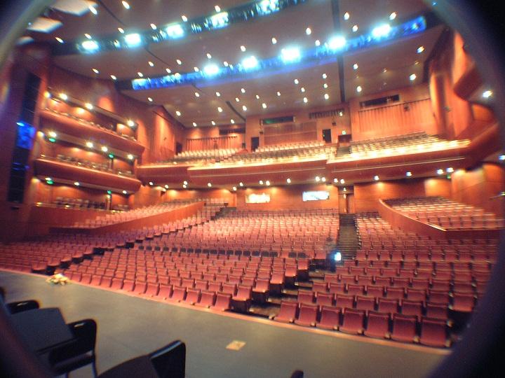 东莞玉兰大剧院观众厅实际效果