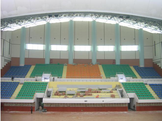 體育館聲學設計